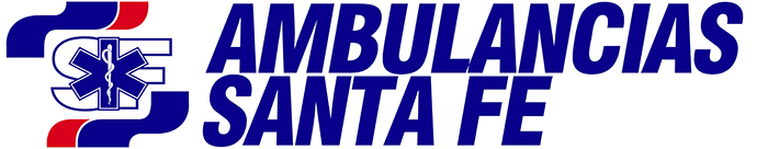 Ambulancias Santa Fe Logo